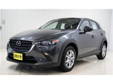 2019 Mazda CX-3 GS (Stk: M21179A) in Sault Ste. Marie - Image 1 of 17