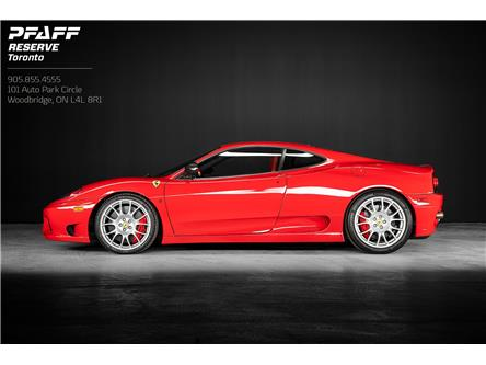 2004 Ferrari Challenge Stradale Base (Stk: MU2574) in Woodbridge - Image 1 of 23