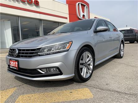 2017 Volkswagen Passat 1.8 TSI Highline (Stk: 21028A) in Simcoe - Image 1 of 25