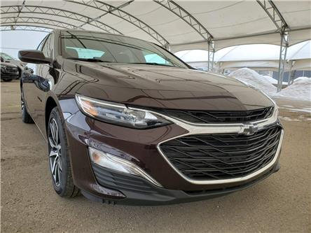 2021 Chevrolet Malibu RS (Stk: 186655) in AIRDRIE - Image 1 of 27
