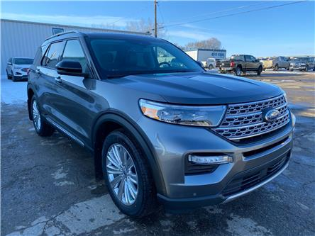 2021 Ford Explorer Limited (Stk: 21119) in Wilkie - Image 1 of 26