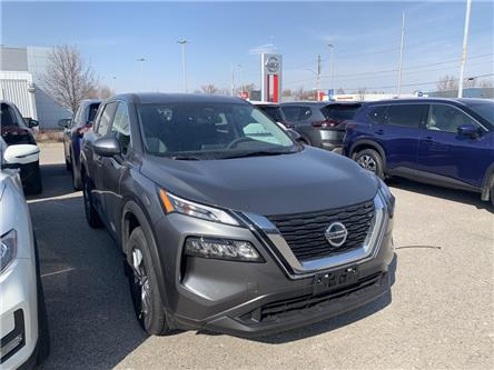 2021 Nissan Rogue S (Stk: CMC715974) in Cobourg - Image 1 of 2