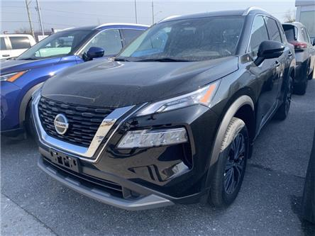 2021 Nissan Rogue SV (Stk: CMC715669) in Cobourg - Image 1 of 2