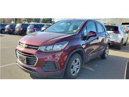 2017 Chevrolet Trax LS (Stk: U0165A) in Courtenay - Image 1 of 2