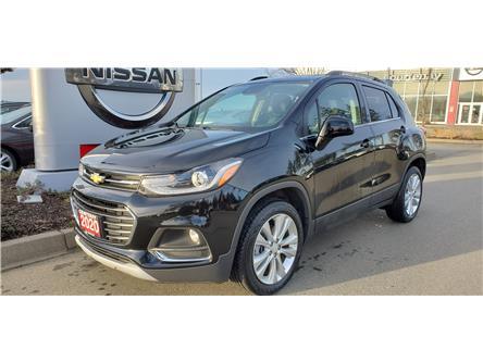 2020 Chevrolet Trax Premier (Stk: U0168) in Courtenay - Image 1 of 9