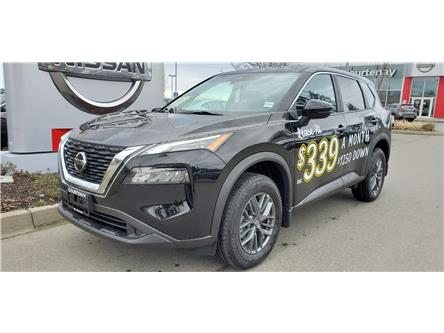 2021 Nissan Rogue S (Stk: R2116) in Courtenay - Image 1 of 8