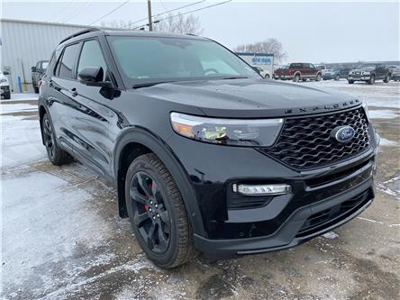 2021 Ford Explorer ST (Stk: 21122) in Wilkie - Image 1 of 26