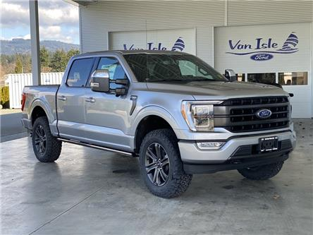 2021 Ford F-150 Lariat (Stk: 21023) in Port Alberni - Image 1 of 22