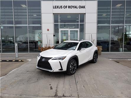 2021 Lexus UX 250h Base (Stk: L21253) in Calgary - Image 1 of 13