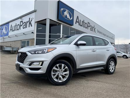 2019 Hyundai Tucson Preferred (Stk: 19-98737RJB) in Barrie - Image 1 of 25