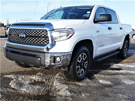 2018 Toyota Tundra SR5 Plus 5.7L V8 (Stk: TUM056A) in Lloydminster - Image 1 of 18