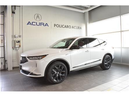 2022 Acura MDX A-Spec (Stk: N800453) in Brampton - Image 1 of 27