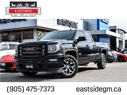 2018 GMC Sierra 1500 SLT (Stk: 122634B) in Markham - Image 1 of 26