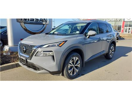 2021 Nissan Rogue SV (Stk: R2118) in Courtenay - Image 1 of 8