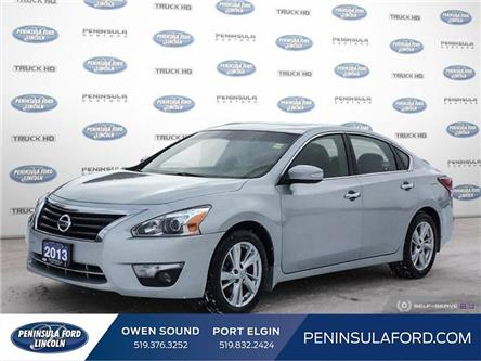 2013 Nissan Altima 2.5 SL (Stk: 2197A) in Owen Sound - Image 1 of 25