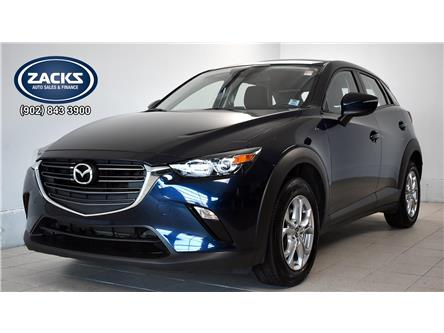 2019 Mazda CX-3 GS (Stk: 35606) in Truro - Image 1 of 31