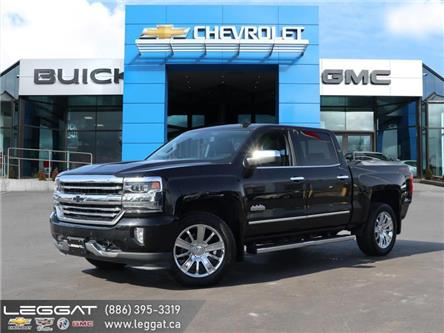 2018 Chevrolet Silverado 1500 High Country (Stk: 218563A) in Burlington - Image 1 of 25