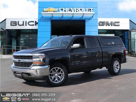 2017 Chevrolet Silverado 1500 LT (Stk: 218564A) in Burlington - Image 1 of 24