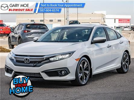 2017 Honda Civic Touring (Stk: 21-1739A) in Lethbridge - Image 1 of 29