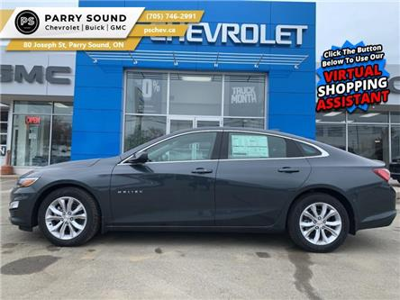 2021 Chevrolet Malibu LT (Stk: 21-056) in Parry Sound - Image 1 of 21