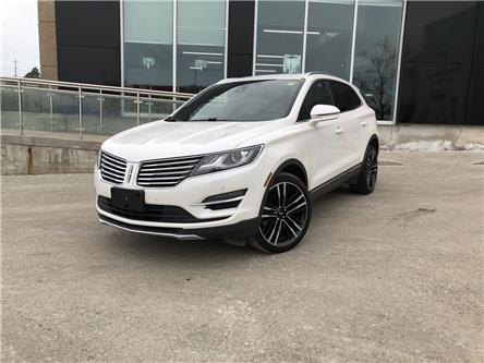 2017 Lincoln MKC Reserve (Stk: EX21146A) in Barrie - Image 1 of 21