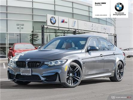 2018 BMW M3 Base (Stk: DB8076) in Oakville - Image 1 of 30
