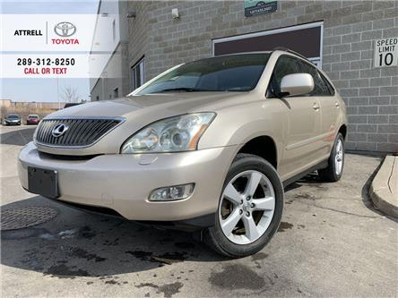 2007 Lexus RX 350 SUV LEATHER, SUNROOF, ALLOYS, FOG, POWER TILT AND (Stk: 48549A) in Brampton - Image 1 of 21