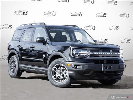2021 Ford Bronco Sport Big Bend (Stk: W0124) in Barrie - Image 1 of 26