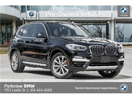 2018 BMW X3 xDrive30i (Stk: PP9685) in Toronto - Image 1 of 22