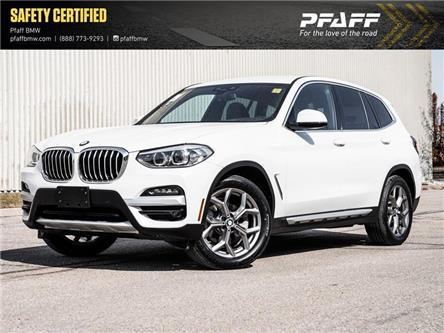 2021 BMW X3 xDrive30i (Stk: U6402) in Mississauga - Image 1 of 26