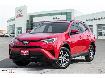 2017 Toyota RAV4 LE (Stk: 607534) in Milton - Image 1 of 20