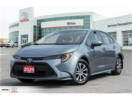 2020 Toyota Corolla Hybrid Base (Stk: 007848) in Milton - Image 1 of 21