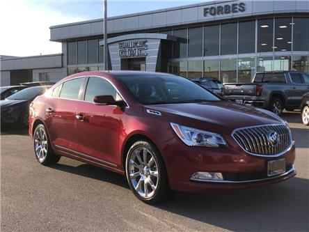 2014 Buick LaCrosse Leather (Stk: 177169) in Waterloo - Image 1 of 27