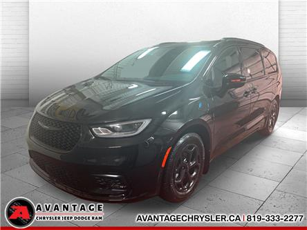 2021 Chrysler Pacifica Hybrid Limited (Stk: 41081) in La Sarre - Image 1 of 16