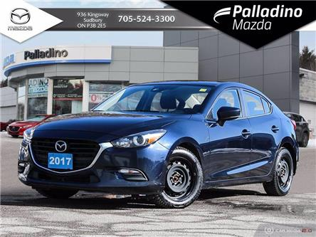 2017 Mazda Mazda3 GS (Stk: U1484) in Sudbury - Image 1 of 33