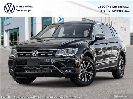 2021 Volkswagen Tiguan United (Stk: 98420) in Toronto - Image 1 of 23