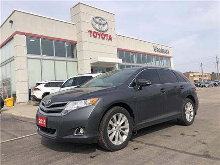 2015 Toyota Venza Base (Stk: 133531A) in Woodstock - Image 1 of 22
