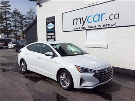 2020 Hyundai Elantra Preferred (Stk: 210162) in North Bay - Image 1 of 20