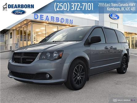 2014 Dodge Grand Caravan SE/SXT (Stk: EL471A) in Kamloops - Image 1 of 25
