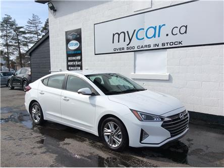 2020 Hyundai Elantra Preferred (Stk: 210160) in Kingston - Image 1 of 20