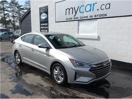 2020 Hyundai Elantra Preferred (Stk: 210166) in North Bay - Image 1 of 20