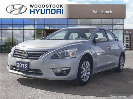 2015 Nissan Altima 2.5 (Stk: P1614) in Woodstock - Image 1 of 26