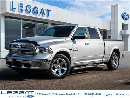 2018 RAM 1500 Laramie (Stk: F116304A) in Stouffville - Image 1 of 30