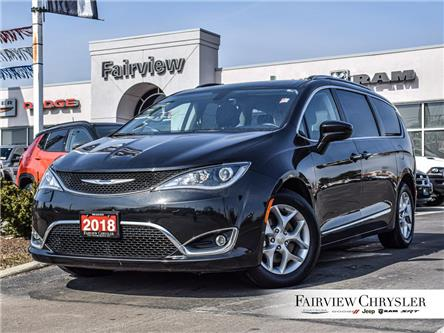2018 Chrysler Pacifica Touring-L Plus (Stk: U18399) in Burlington - Image 1 of 30