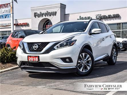 2018 Nissan Murano  (Stk: U18412) in Burlington - Image 1 of 30