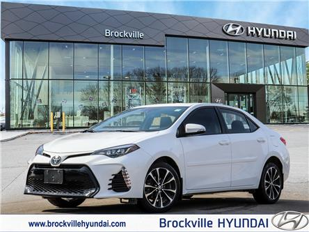 2018 Toyota Corolla  (Stk: R21158A) in Brockville - Image 1 of 30