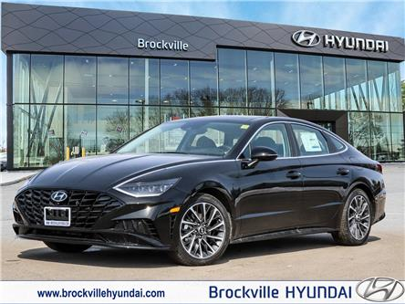 2021 Hyundai Sonata Ultimate (Stk: R21163) in Brockville - Image 1 of 27