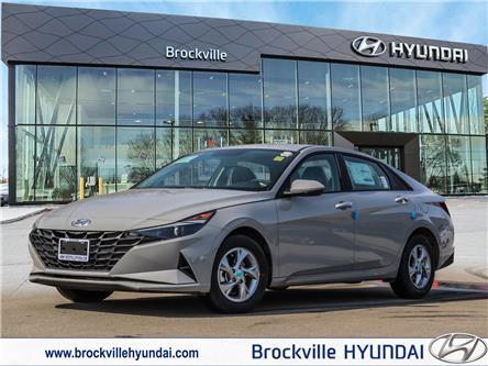 2021 Hyundai Elantra ESSENTIAL (Stk: R21181) in Brockville - Image 1 of 23