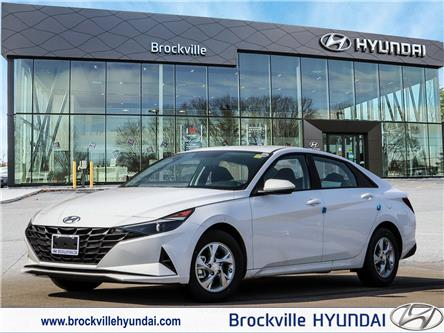 2021 Hyundai Elantra  (Stk: R21182) in Brockville - Image 1 of 24