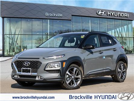 2021 Hyundai Kona 1.6T Trend w/Two-Tone Roof (Stk: R21194) in Brockville - Image 1 of 25